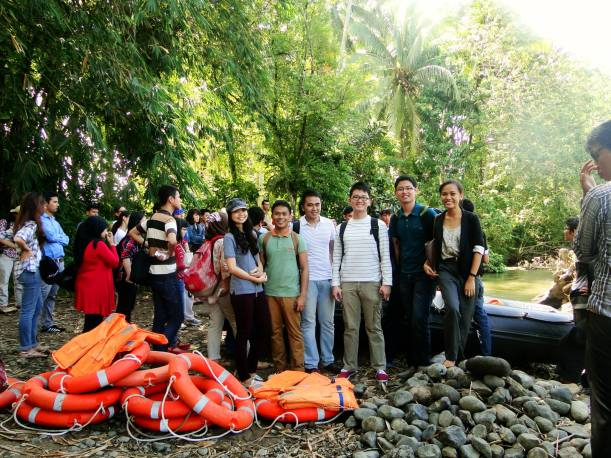 The first Asian country I was able to visit was Indonesia for the International Youth Forum on Looking Beyond Disasters.