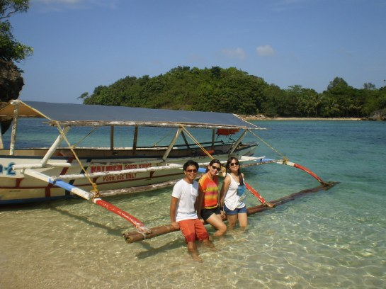 Great beaches in the island province of Guimaras!