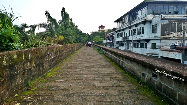 Intramuros is long walk, a good long walk. Each step is reliving a past that may have been forgotten. Remembering that piece of history is always a good exercise. =)
