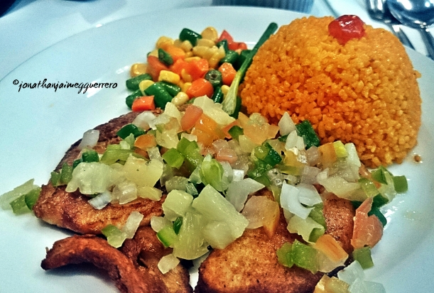Don't like chicken? Try this fish creole. =)
