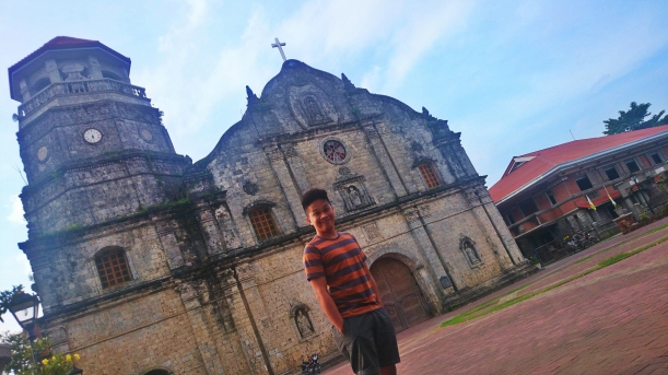 The Panay Church is one of the historical treasures of the country. Although damaged by typhoons, it still stands on the same ground bearing the same semblance as the original.
