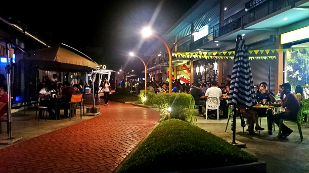The Lifestyle District. Similar to Roxas's Grandville and Iloilo's Smallville.