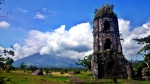 This belfry is the lasting reminder of that violent eruption of long ago. today, this place, called Cagsawa Ruins, is a major tourist destination in the province.