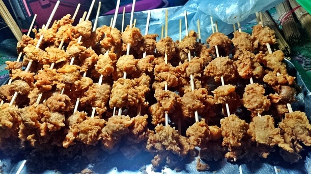 This chicken street food will be part of my favorite!