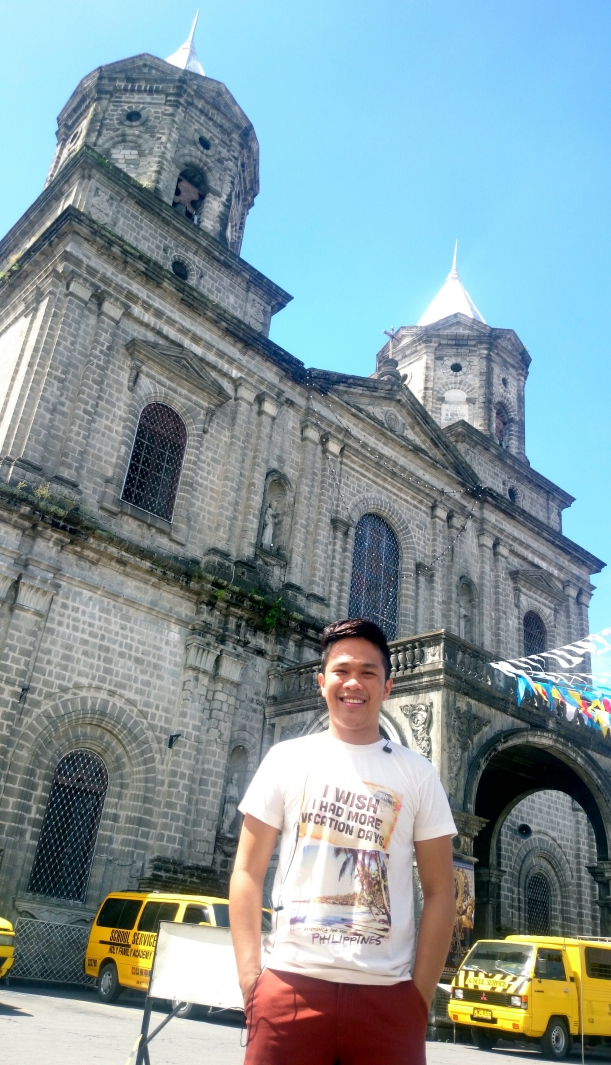 "Santo Rosario Church is an old parochial possession completed in 1909 through forced labor system. It is recognized as a national historical site by the National Commission for the Culture and the Arts. Locals call it ""Pisambang Maragul"" or the big church."