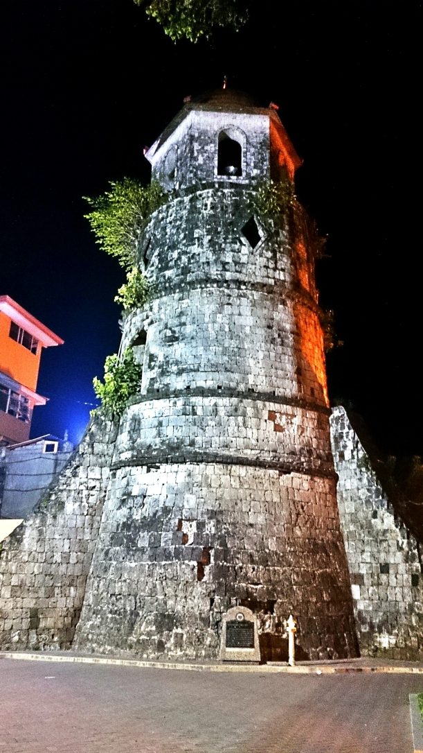 This belfry is one of the four original built to prevent people from pillaging the town.