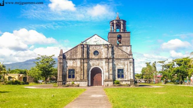 SAINT ANNA PARISH CHURCH, MALINAO