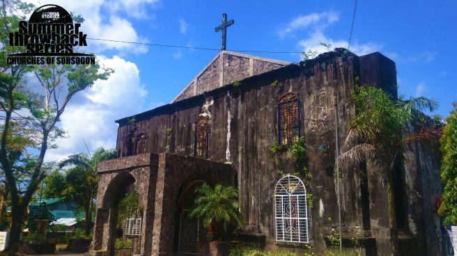 One of the oldest in the province, this church is off the national road. We got lost twice!